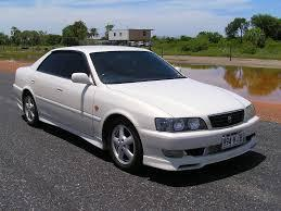 TOYOTA CHASER X100 1996-2001 FULL WORKSHOP SERVICE MANUAL