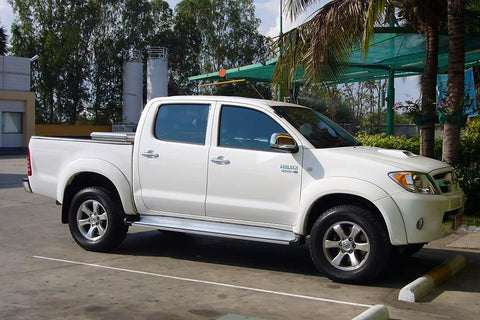 TOYOTA HILUX 2005-2013 WORKSHOP REPAIR SERVICE MANUAL
