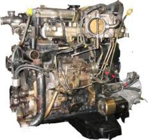 TOYOTA HINO 14B 15B-FTE ENGINES WORKSHOP SERVICE MANUAL