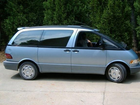 toyota previa service repair manual 1991 1992 1993 1994 1995 1996 rh reliable store com 1989 Toyota Previa Used 1996 Toyota Previa