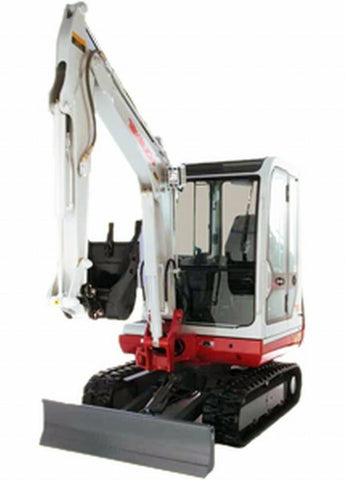 Takeuchi TB016 (P-TB016BBB) Compact Excavator Parts Manual DOWNLOAD (SN: 11610001-)
