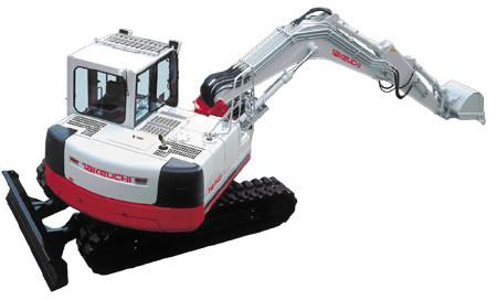 Takeuchi TB1140 Hydraulic Excavator Service Repair Workshop Manual DOWNLOAD