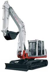 Takeuchi TB1140 Hydraulic Excavator Parts Manual DOWNLOAD (SN: 51420001 and up)