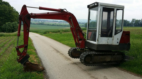 Takeuchi TB36 Compact Excavator Parts Manual DOWNLOAD
