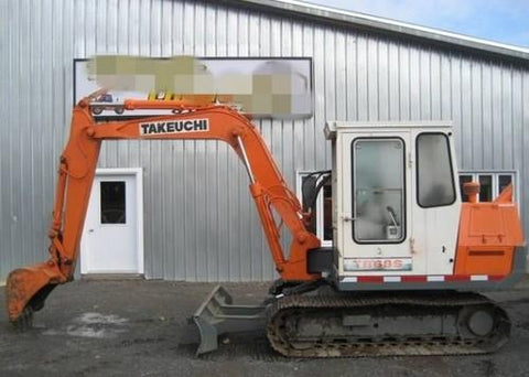 Takeuchi TB68S Diesel Engine (Model SD334) Parts Manual DOWNLOAD