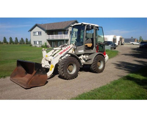 Takeuchi TW65 Wheel Loader Parts Manual Download (SN: E103939 And Up)