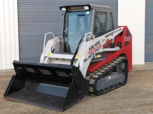 Takeuchi Tl230 Crawler Loader Parts Manual Download  Sn  223000001 And  U2013 Best Manuals