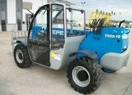 Terex Girolift 3514, 3518, 3714 SX, 5022, 4010 Perfora Telescopic handler Service Repair Workshop Manual DOWNLOAD