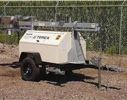 Terex RL4000, RL4000D1 Light Tower Service & Parts & Operation Manual INSTANT DOWNLOAD (After Serial Number:FOF-15979)