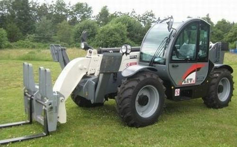 Terex TX 55-19 Telescopic handler Service Repair Workshop Manual DOWNLOAD