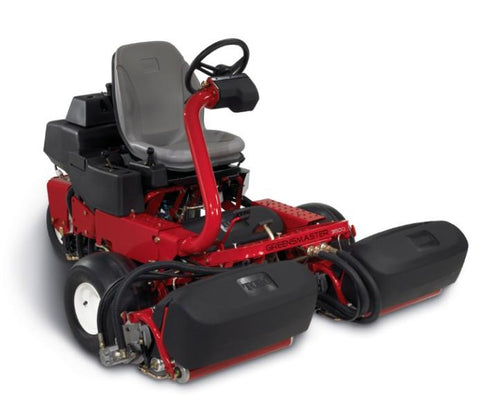 Toro Greensmaster 3100 3050 Riding Mower Repair Manual PDF