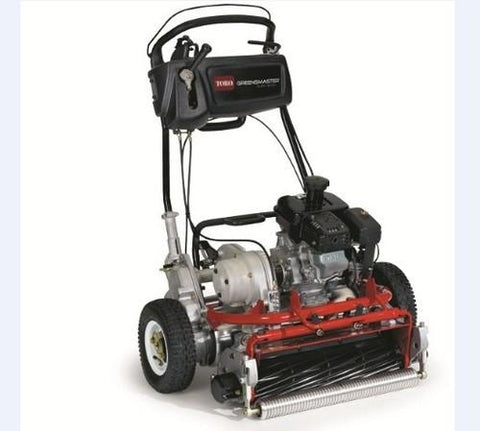 Toro Greensmaster Flex 1800 (Model 04041), Flex 2100 (Model 04040) Service Repair Workshop Manual DOWNLOAD