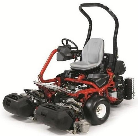 Toro Greensmaster TriFlex 3300 3400 Service Repair Workshop Manual DOWNLOAD