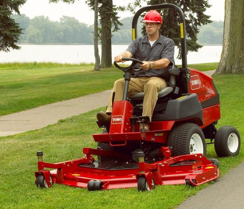 Toro Groundsmaster 3280-D, 3320 Service Repair Workshop Manual DOWNLOAD