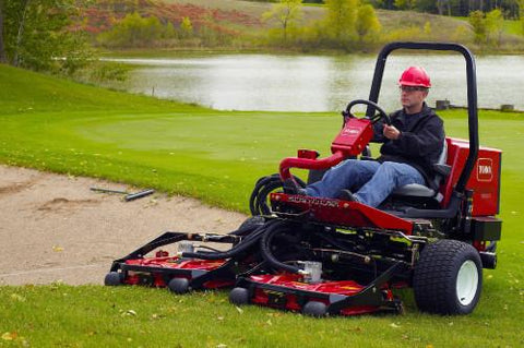 Toro Groundsmaster 3500-D Service Repair Workshop Manual DOWNLOAD