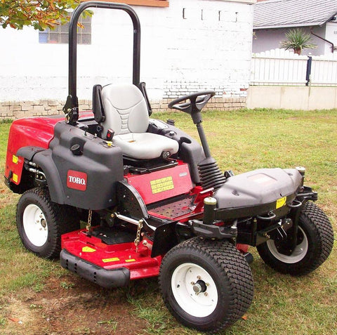 Toro Groundsmaster 360 Service Repair Workshop Manual DOWNLOAD