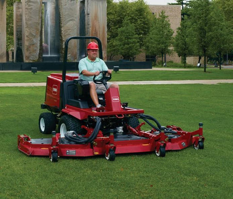 Toro Groundsmaster 4100-D & 4110-D Service Repair Workshop Manual DOWNLOAD
