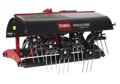 Toro ProCore SR Series Service Repair Workshop Manual DOWNLOAD