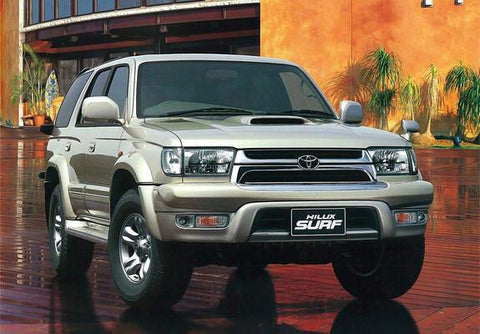 1997 1998 Toyota Hilux Surf Workshop Service Repair Manual