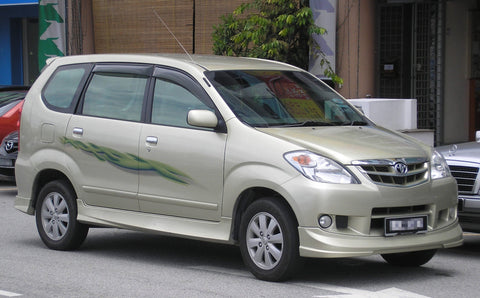 2009 TOYOTA AVANZA SERVICE REPAIR MANUAL