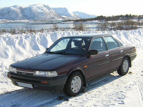 1987 Camry Owners Manual