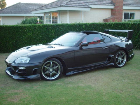 Toyota Celica Supra MK3 Service & Repair Manual 1997