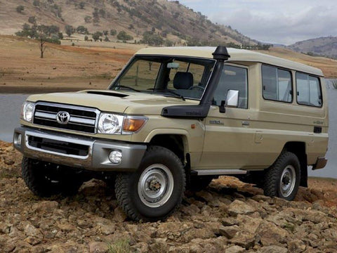 Toyota Landcruiser 75 78 79 Series Diesel 90-07 ON SECURE DOWNLOAD Workshop Repair Manual