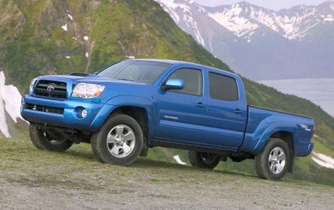 Toyota Tacoma Service & Repair Manual 2005-2015