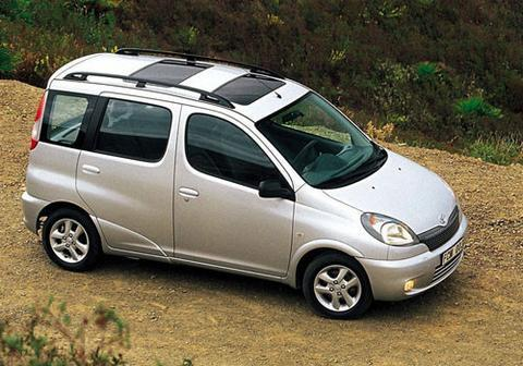 2005 TOYOTA YARIS VERSO/ ECHO VERSO SERVICE & REPAIR MANUAL