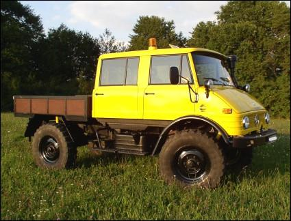 UNIMOG Type 404 404.0 404.1 4X4 WORKSHOP REPAIR MANUAL