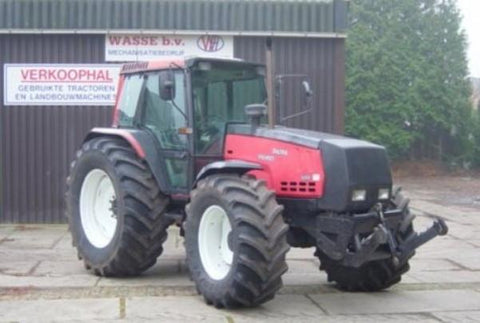 Valtra 8400 Tractor Full Service Repair Manual
