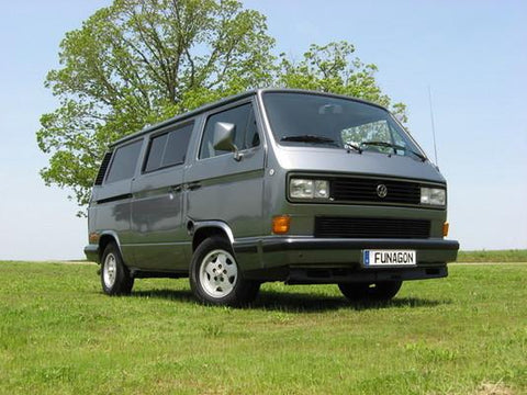 VW VOLKSWAGEN TRANSPORTER SYNCRO T3 VANAGON WORKSHOP MANUAL