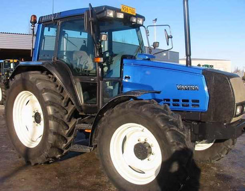 Valtra 6400 Tractor Workshop Service Repair Manual