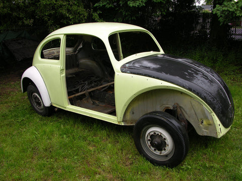 Volkswagen VW 1200 Beetle Chassis Body Service Repair Manual PDF Download