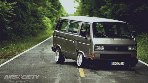 Volkswagen Vanagon (Including Diesel, Syncro and Camper) Service Repair Manual 1980-1991 Download