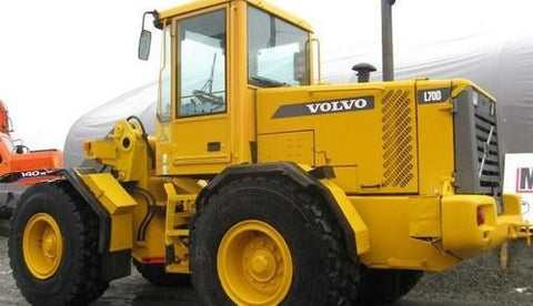 Volvo L D Wheel Loader Full Service Repair Manual X Large on 99 Volvo S70 Engine Diagram