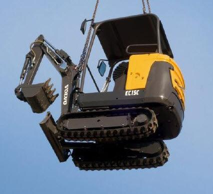 Volvo Ec15c Compact Excavator Workshop Service Repair Manual Pdf Download