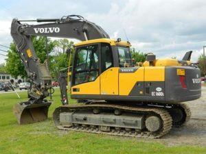 Volvo Ec160d Nl Excavator Service Repair Manual Pdf Download