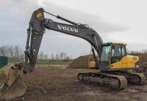 Volvo Ec180c L Excavator Service Repair Manual Pdf Download
