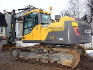 Volvo Ec180d L Excavator Full Service Repair Manual Pdf Download