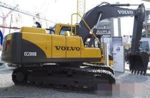 Volvo Ec200b Excavator Workshop Service Repair Manual Pdf Download