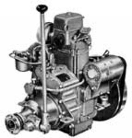 Volvo Penta Diesel Engine D1 MD1 D2 MD2 Workshop Manual