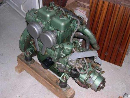 Volvo penta md11c/d md17c/d marine engine workshop manual downlo.