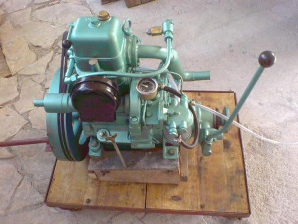 Manual Volvo Penta Md2b