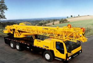 XCMG Qy30k5 30 Ton Truck Crane Workshop Service Repair Manual