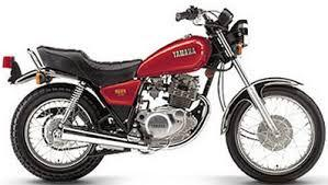 YAMAHA SR250G MOTORCYCLE SERVICE REPAIR MANUAL DOWNLOAD!!!
