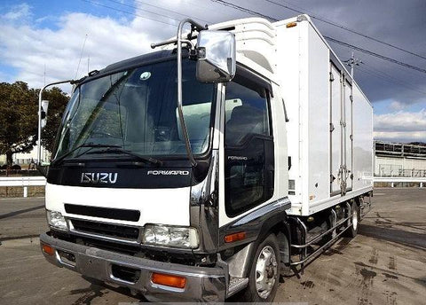 2005 ISUZU FORWARD CHASSIS  TRUCK WORKSHOP SERVICE REPAIR MANUAL