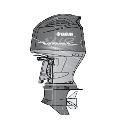 Yamaha F225CA outboard service repair manual. PID Range 6CL-1000001~Current 4.2L Mfg April 2010 and newer