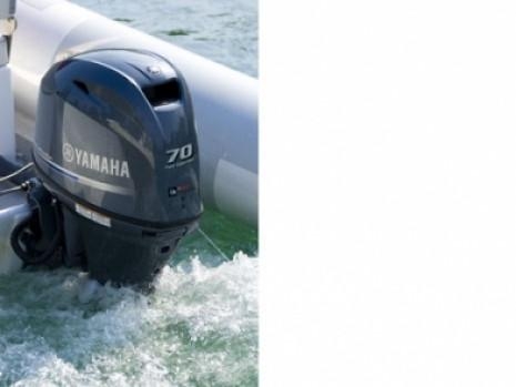 Yamaha F70LA outboard service repair manual. PID Range: 6CJL-1000001~Current Mfg April 2010 and newer