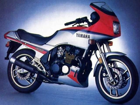 1986 Yamaha FJ600 XJ600 Workshop Repair Service Manual PDF Download